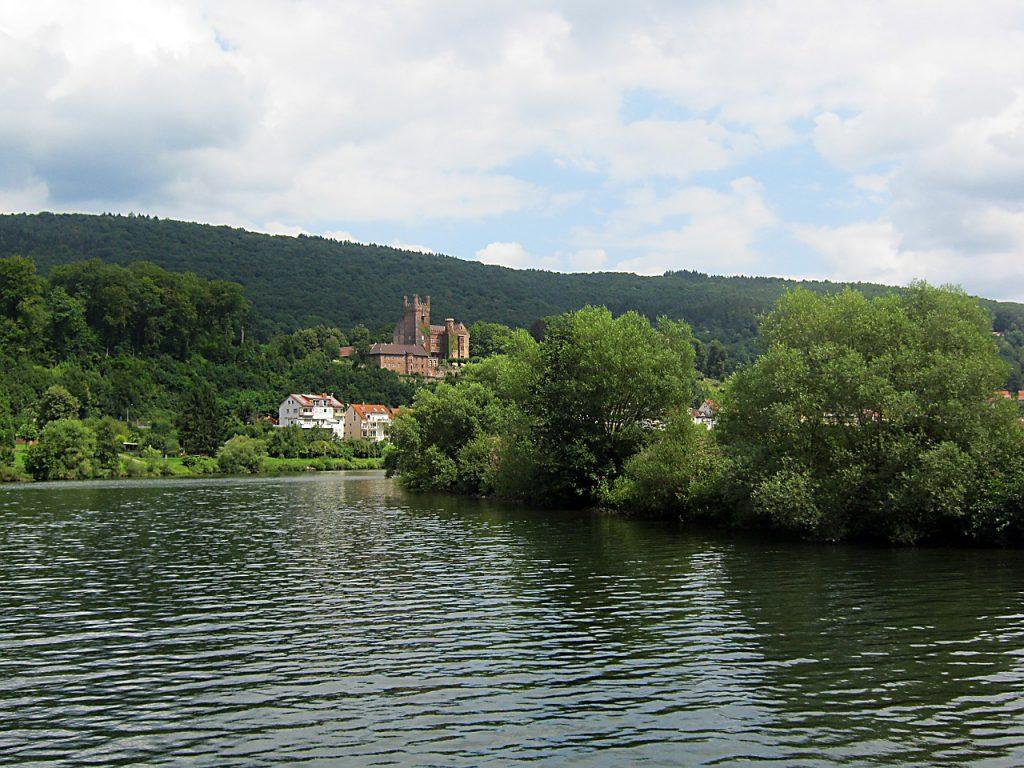 Angeln am Neckar