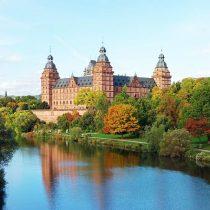 Angelschein Aschaffenburg Bayern Burg