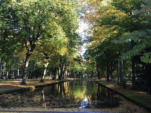 Angelschein Bayreuth Hofgarten Bayern