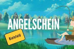 Angelschein Bielefeld – so bekommst du ihn schnell & zügig