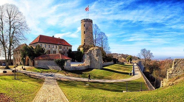 Angelschein Bielefeld Sparrenburg