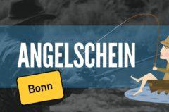 Angelschein Bonn: So kriegst du ihn zügig & günstig
