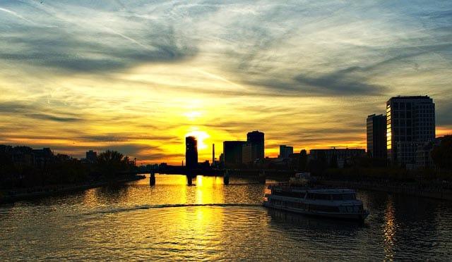 Angelschein Frankfurt Fluss
