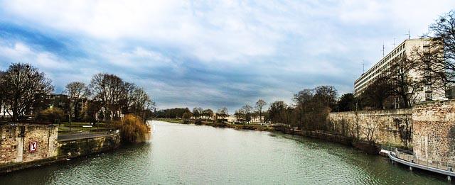 Angelschein Fulda Fluss