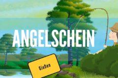 Angelschein Gießen – 4 Schritte: Vorbereitungskurs, Prüfung etc.