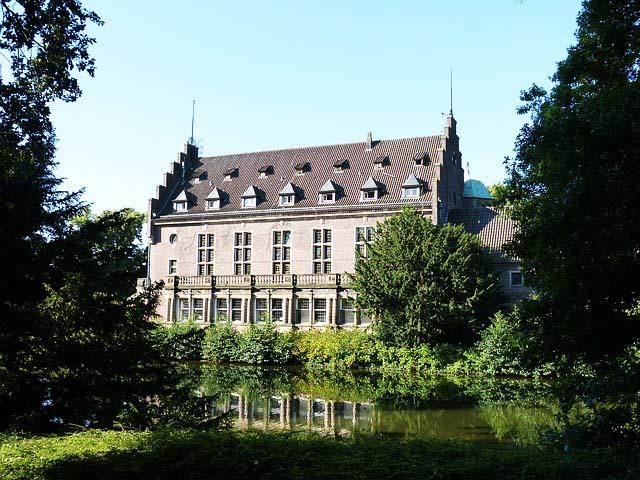 Angelschein Gladbeck Wasserschloss
