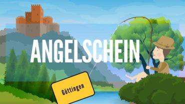 Angelschein Göttingen – 4 Schritte-Leitfaden zum Fischereischein