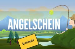 Angelschein Greifswald – schnell und einfach zum Fischereischein