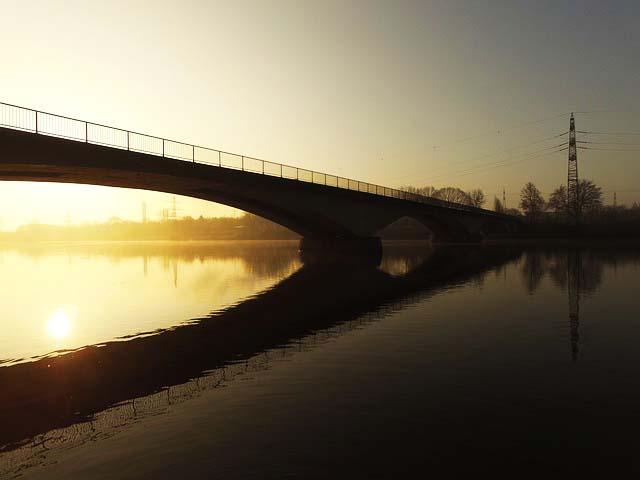 Angelschein Hagen Hengsteysee Brücke