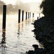 Angelschein Heinsberg Fluss Ufer