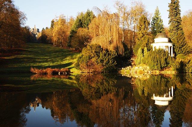 Angelschein Kassel Bergpark Wilhelmshöhe