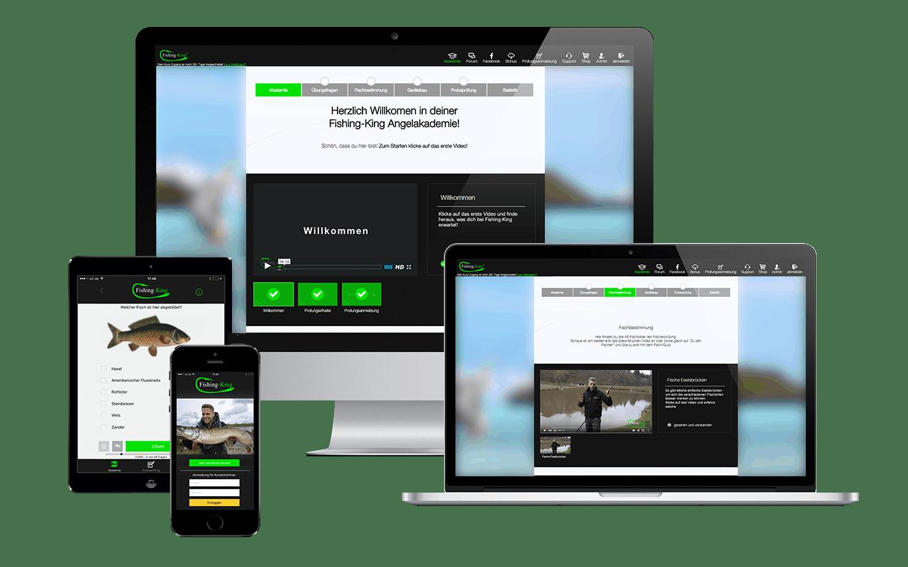 Angelschein Koblenz Onlinevorbereitungskurs