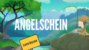 Angelschein Leverkusen – 4 Schritte um schon bald zu angeln