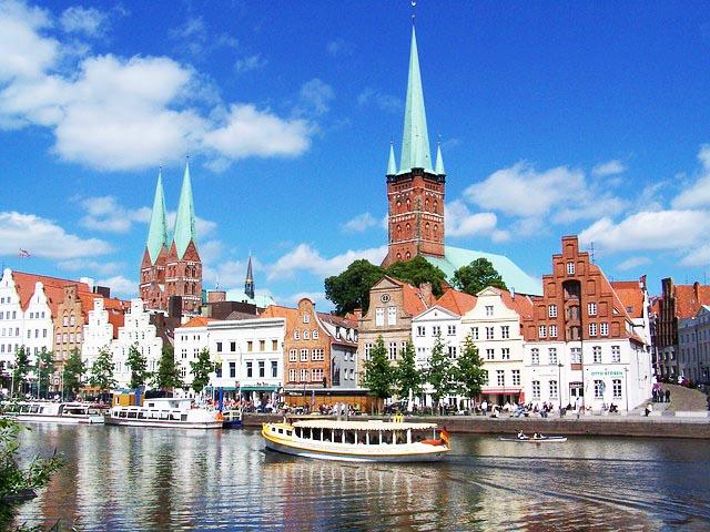 Angelschein Lübeck Altstadt Marzipanstadt