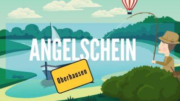 Angelschein Oberhausen: 4 Schritte zum Fischereischein (Leitfaden)