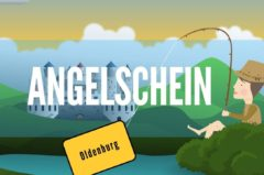 Angelschein Oldenburg: 4-Schritte-Leitfaden zum Fischereischein