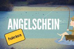 Angelschein Paderborn – so kriegst du ihn besonders schnell