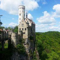 Angelschein Reutlingen Schloss Lichtenstein
