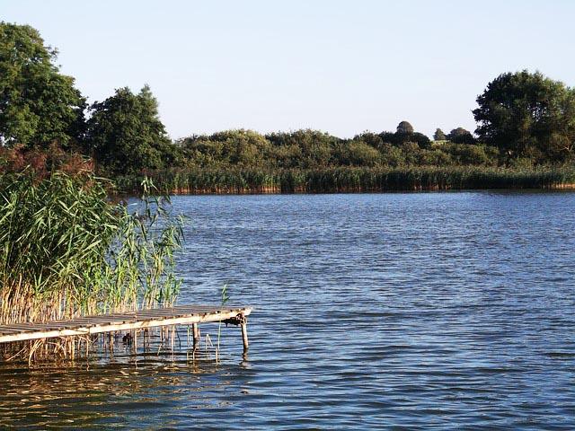 Angelschein Schleswig See Steg angeln