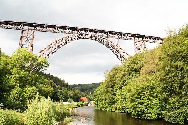 Angelschein Solingen Müngstener Brücke