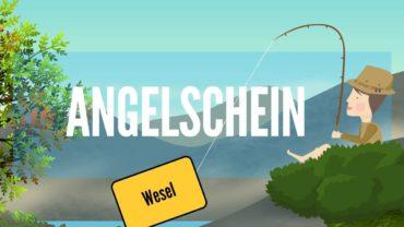 Angelschein Wesel – Kurs, Prüfung, Termine & Kosten