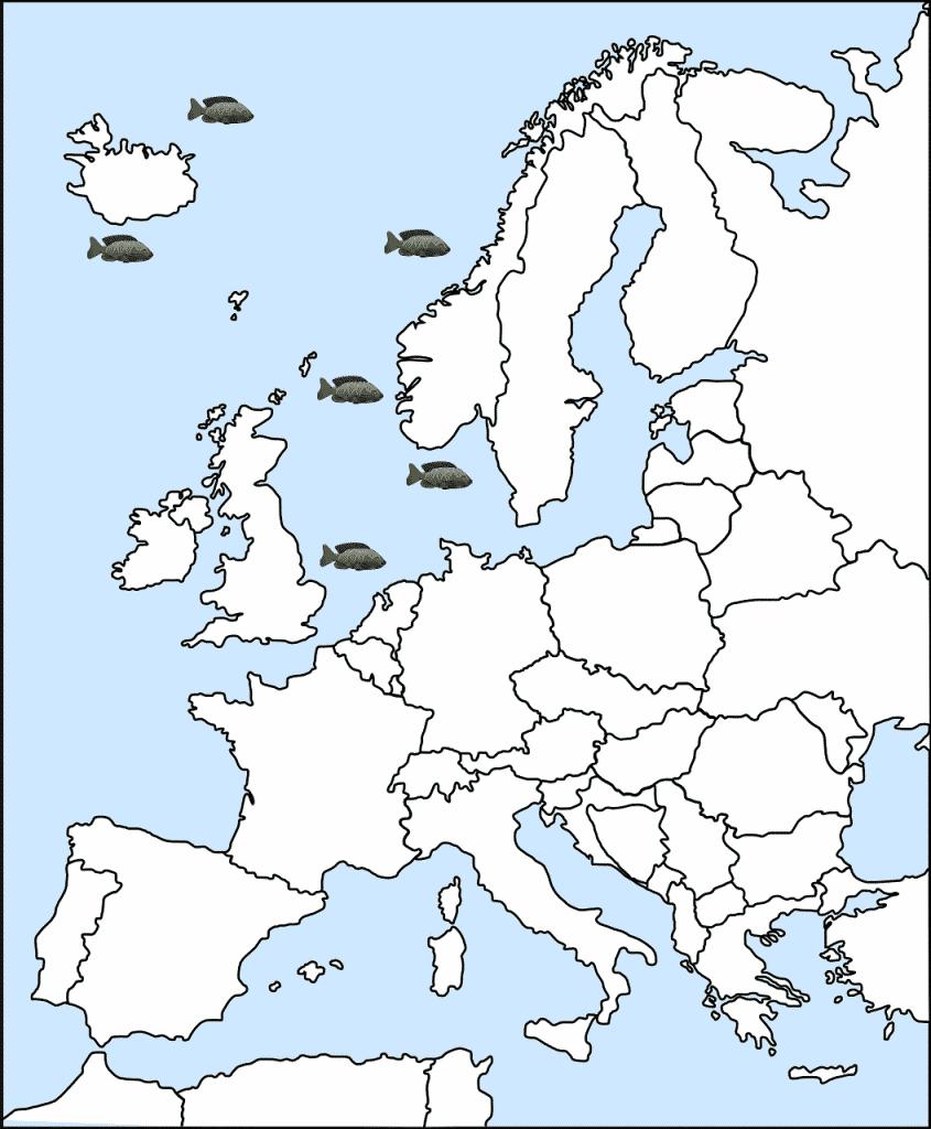 Dorschangeln - Karte und Orte