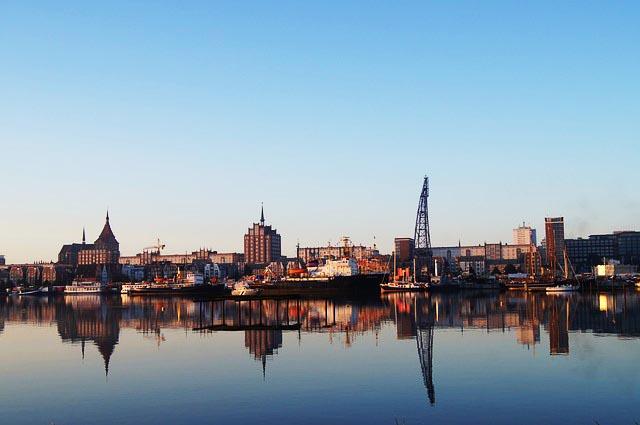 Fischereischein Mecklenburg Vorpommern Rostock Hafen