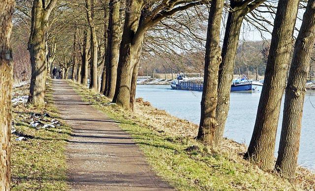 Fischerprüfung Dortmund Ems Kanal