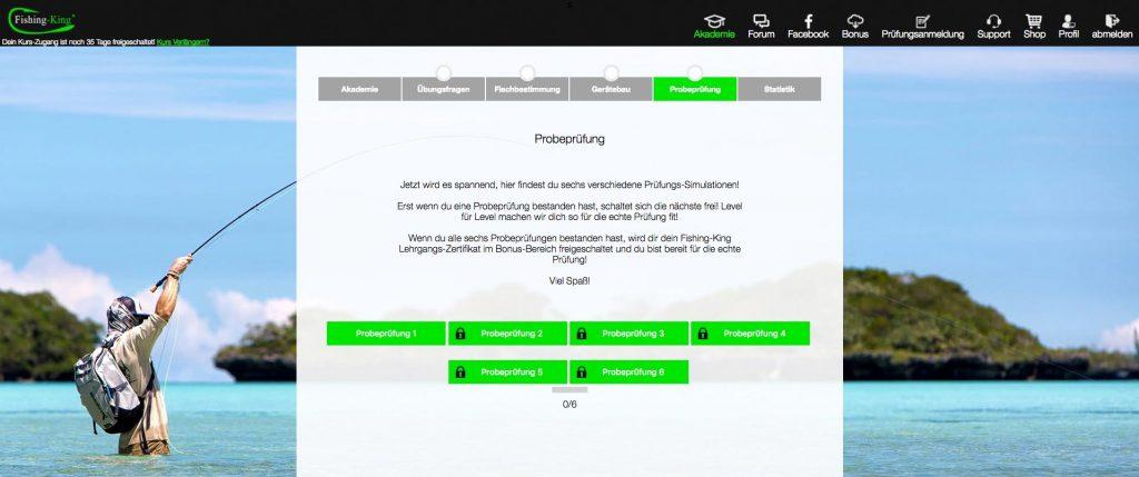 Angelschein München Lern App Fishing King