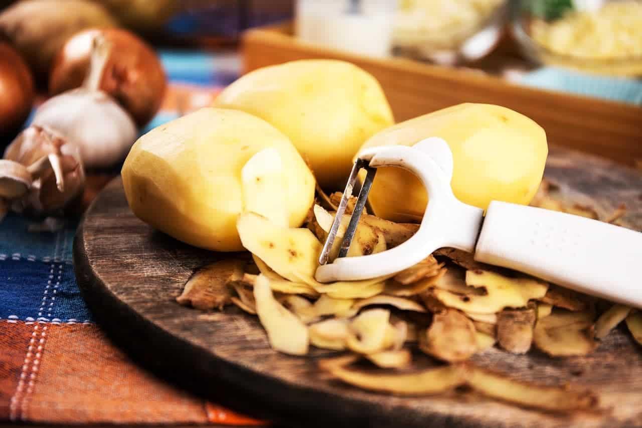 Kapfenköder Kartoffel