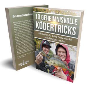 10 Geheimnisvolle Ködertricks: Lerne erfolgreiches Kunstköderangeln auf Raubfisch!