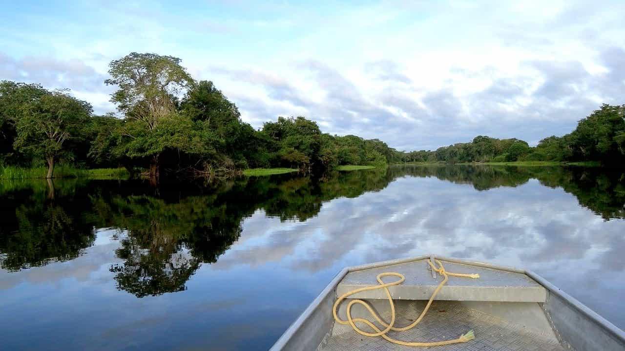 Rio Guapore Amazonas
