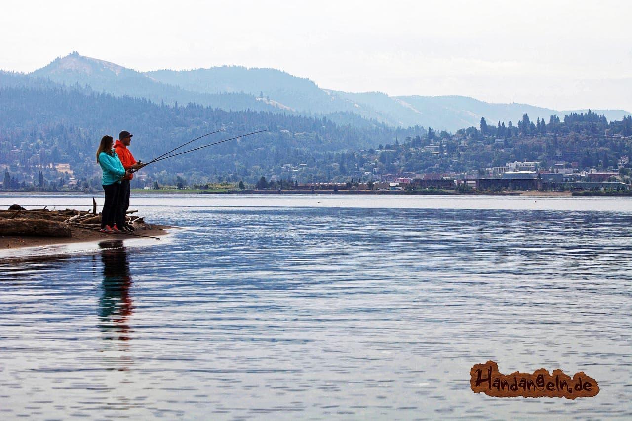 Schleien angeln im Frühjahr
