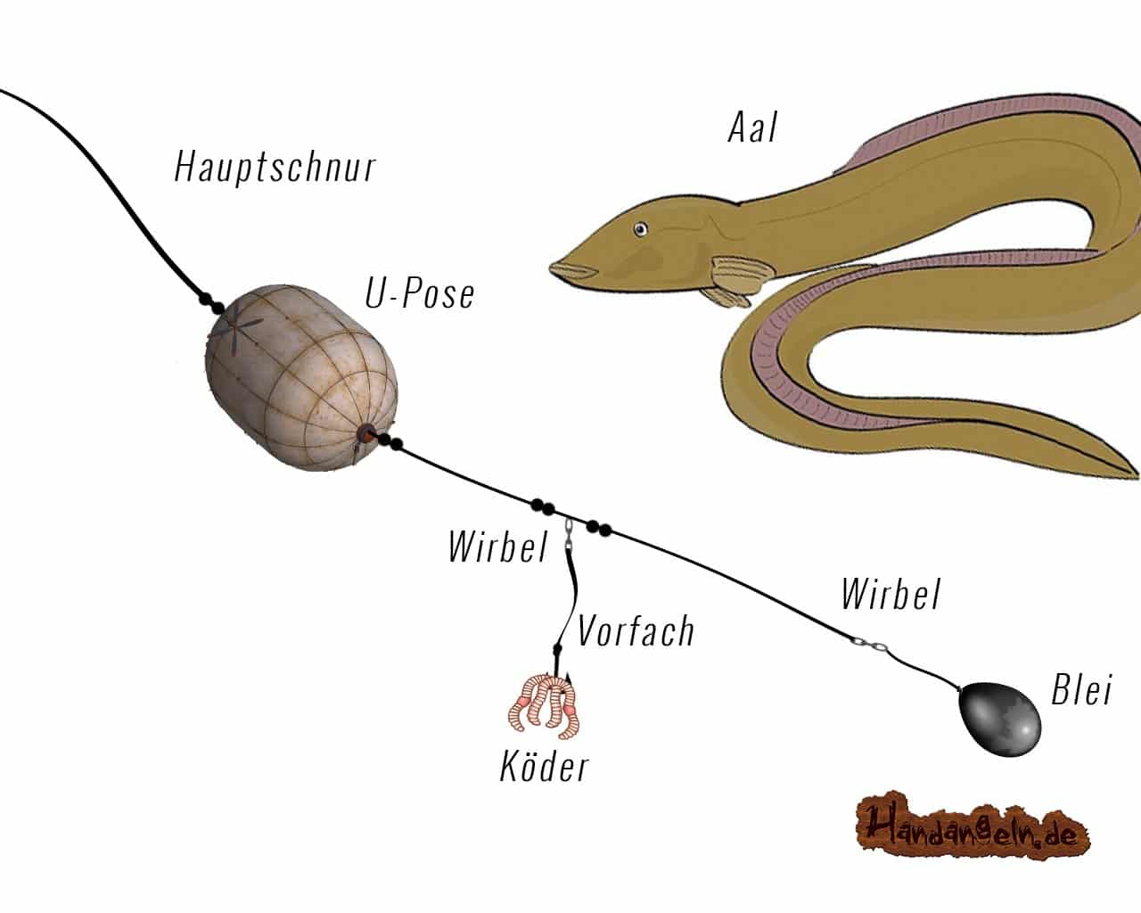 U-Pose Aal grafische Darstellung