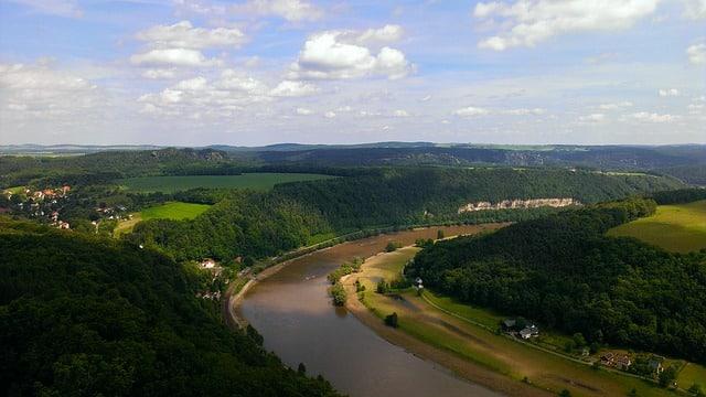 Wels Lebensraum - Elbe
