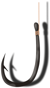 Welshaken - Einzelhaken