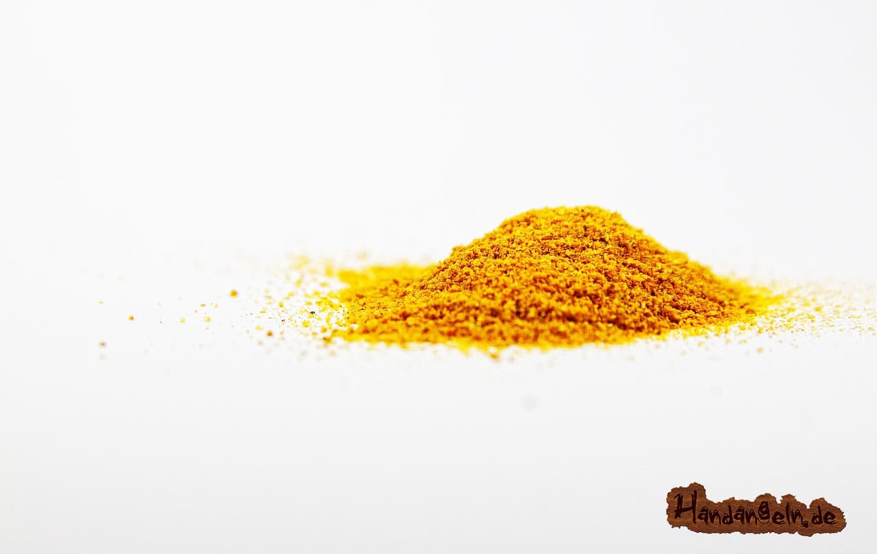 Brassenangeln Sommer Köder Futter gelb